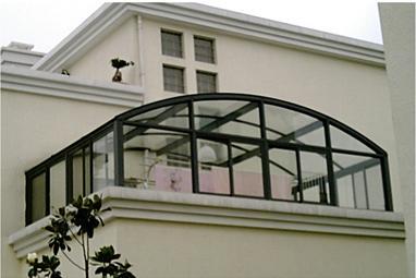 阳光房设计细节一:铺地砖