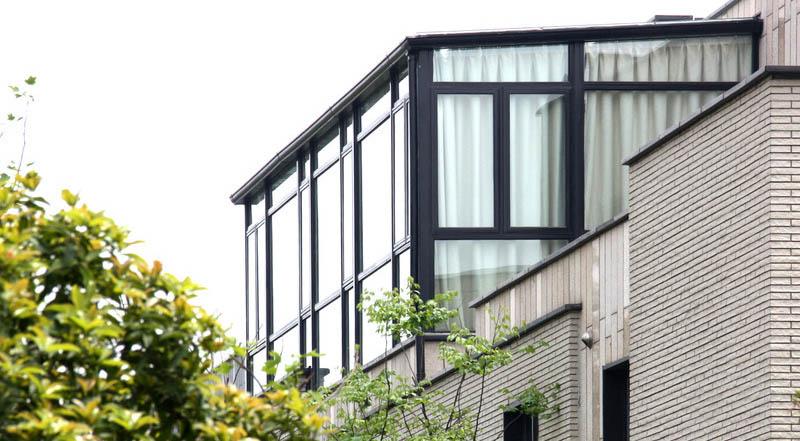 住在一楼或顶楼的业主 阳光房是你最佳的选择